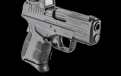Springfield Armory XD‐S Mod.2 OSP 9mm