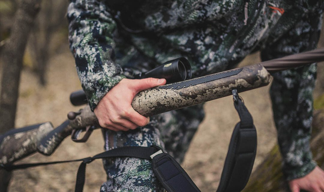 Updates from Virtual Shot Show 2021 – New Savage Arms 110 TIMBERLINE