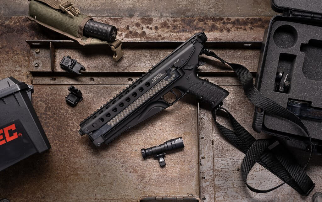 Keltec Announces Shipping of New P50 Q1 of 2021
