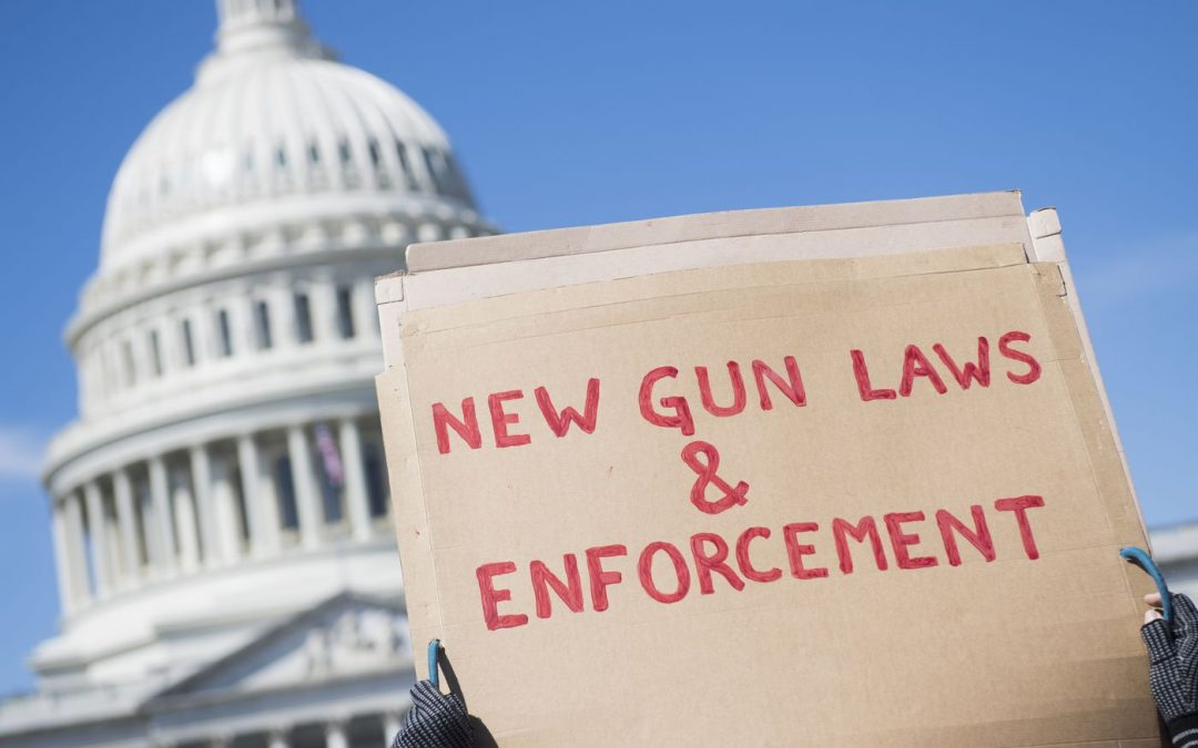 First Shot Fired Against American Gun Ownership in New Democratic-Controlled Congress