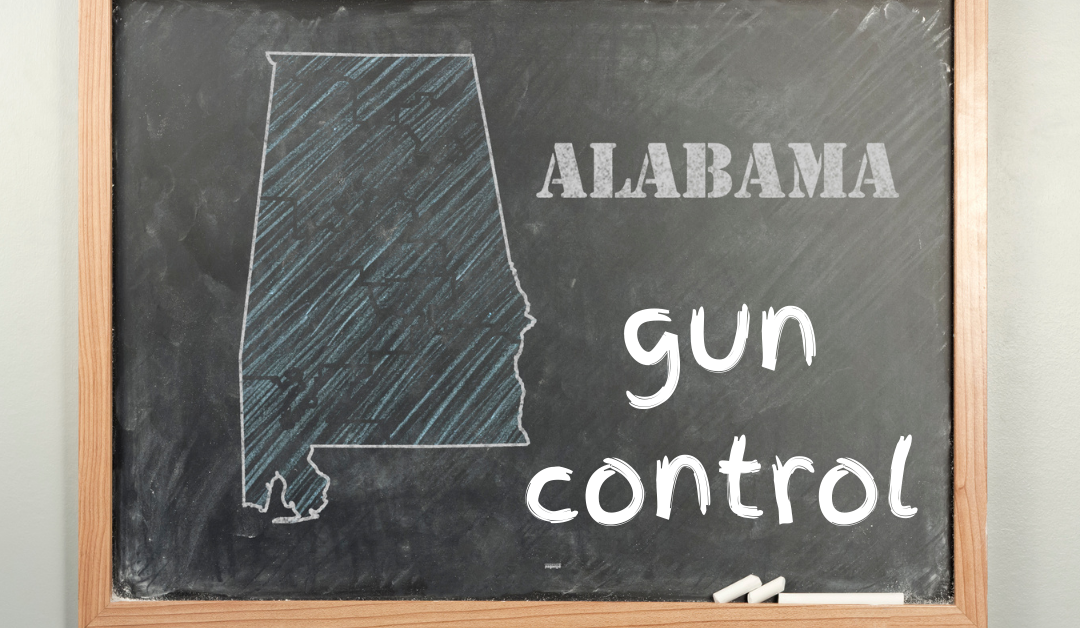 "Alabama Aims to Say ""No Chance"" on Congressional Moves to Radical Gun Control"