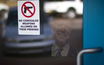 "Biden Uses Tragedy as ""His Gift"" to Gun Control"